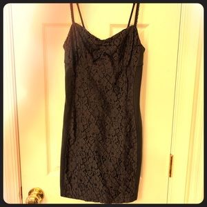 NWT AE Lace Bodycon Dress
